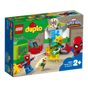 LEGO Duplo Marvel Spider-Man vs. Electro - 10893