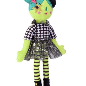 Argos Home Halloween Witch Doll Soft Toy