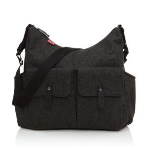 Babymel Frankie Tweed Changing Bag
