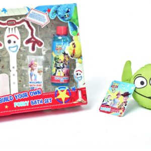 Disney Toy Story's Build Your Own Forky Bath Set
