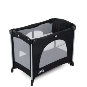 Joie Kubble Compact Travel Cot - Coal