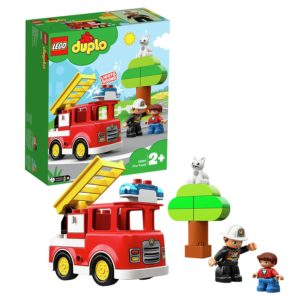 LEGO DUPLO Fire Toy Truck - 10901