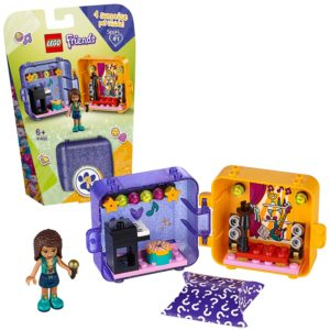 LEGO Friends Andrea's Play Cube Playset Series 1 - 41400