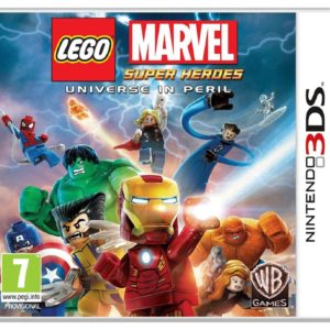 LEGO Marvel 3DS Game
